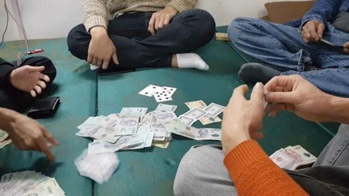 Mộng thấy mình bị nghiện đánh bạc