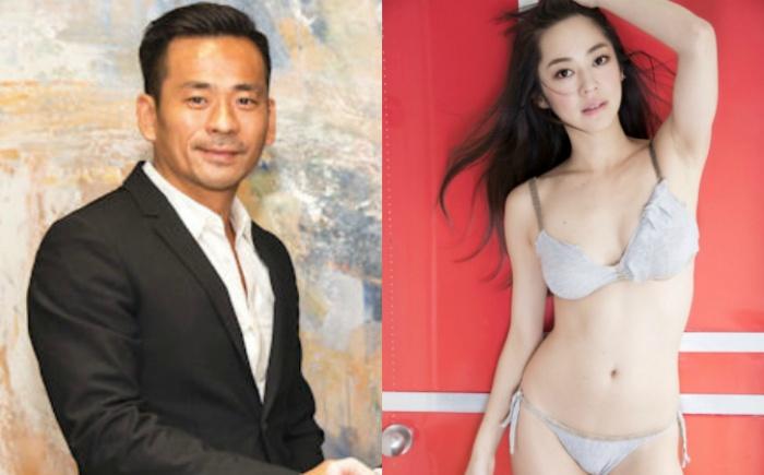 Alvin Chau và Matsuoka Rina
