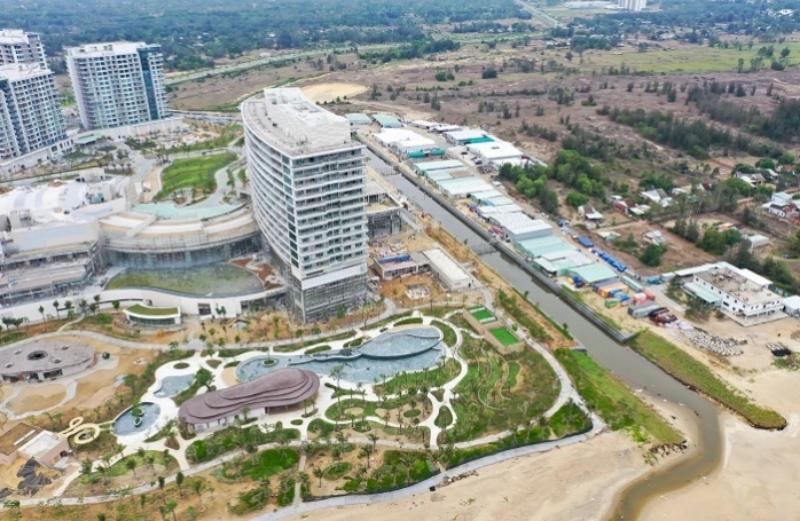 Casino Nam Hội An là một khu phức hợp nghỉ dưỡng và giải trí có vốn đầu tư bậc nhất của Việt Nam