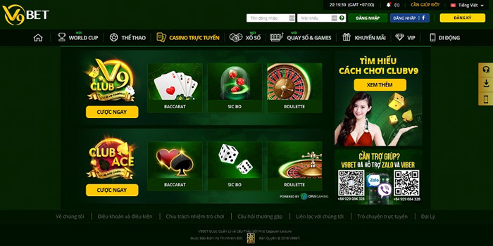 Top 10 trang đánh casino online uy tín nhất 2021